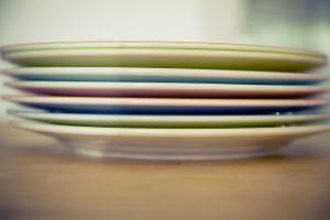 LiFo am Beispiel von Tellern